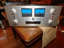 Dynaco Stereo 400 Stereo Power Amplifier with Meters 200wpc