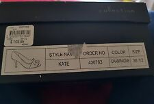 Designer Ladies Shoes By Collection Size 36.5