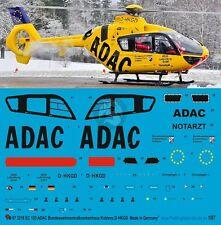 Peddinghaus 1/87 (HO) EC135 P2+ Helicopter D-HKGD ADAC BwZKrhs Koblenz 3218
