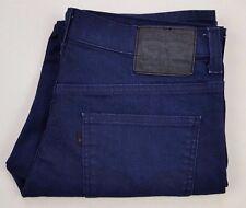 LEVIS Jeans 33 28 Mens BLUE Denim 508 FIT Regular TAPERED Denim JEAN Man SIZE Sz