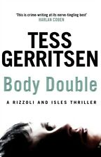 BODY DOUBLE - TESS GERRITSEN, PAPERBACK, NEW BOOK (A FORMAT)