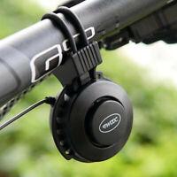 Waterproof  USB Electric Bicycle Horn Bike Handlebar Ring Bell Volume adjustable