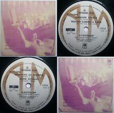 SUPERTRAMP THE LOGICAL SONG 1979 4-TRCKS EP UNIQ CVR MEGARARE CHILEAN PRESS ONLY