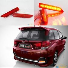 14 15 16 HONDA MOBILIO OEM RED LED Reflector Rear Bumper Light 2014 2015 2016
