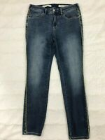 Anthropologie Pilcro and the Letterpress Womens Jeans Size 29 Script Skinny