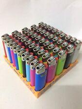 24 ORIGINAL mini bic lighter in different colors - NEW