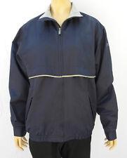 Reebok Men's Corporate Jacket - Navy- Medium Size