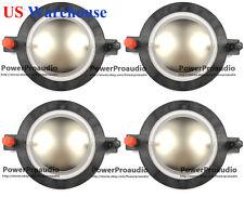 4pcs Replacement Diaphragm For B&C MD/DE 75-8  75P 82, 85, 700, 750 & EAW & NEXO