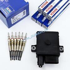 Frase Beru glühzeitsteuergerät + 6 Bosch doble función bmw m57 e46 e60 6-cilindro