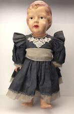 Palitoy Cascelloid Celluloid Doll 55