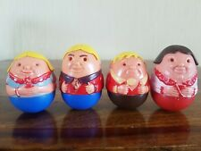 VINTAGE 1970'S AIRFIX WEEBLE FAMILY