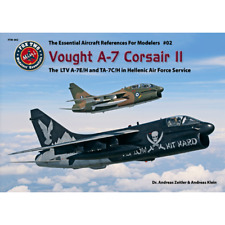 Vought A-7 Corsair:A-7E / Alto TA-7C/H en Grecia (Airdoc Referencias For