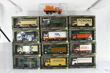 ALTAYA IXO 1/43 - Camions d'autrefois  lot 13 Camions lotto
