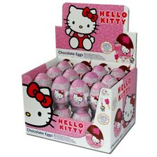 (45,73€/1kg) Hello Kitty Überraschungs-Ei, Ü-Ei Schokolade, 24 Stück