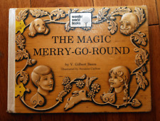 THE MAGIC MERRY-GO-ROUND by V. Gilbert Beers 1973 Suzanne Carlton - Wonder World