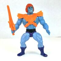 MOTU Faker 1981 Masters of the Universe He Man Near Complete Action Figure