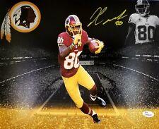 Jamison Crowder Signed Autographed 16x20 Washington Redskins JSA