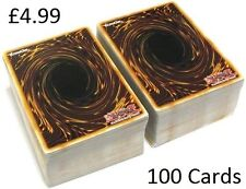 Yugioh 100 bulk card mix