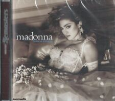 Madonna - Like A Virgin - Hard Rock Pop Music Cd