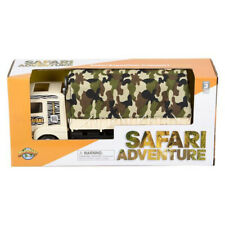 New ListingSafari Expedition Transport Vehicle Truck Toys Kids Gifts Collectibles