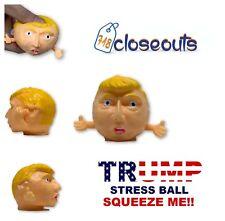 Make America Great Again Donald Trump Head Squeeze Squishy Ball Stress Relief