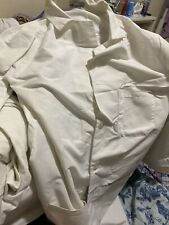 Lab Coat Clinical Jacket Medical Scrub Jacket Medical Uniform Clinic Coat