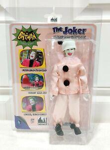 "Figures Toy Co. Retro Classic 1966 PAGLIACCI JOKER Clown Variant 8"" Figure MINTY"