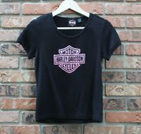 Authentic Harley Davidson motorcycles T-Shirt Women's Small