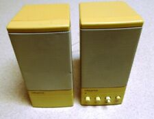 Creative SBS 50 Multimedia Desktop Computer Speakers- YELLOW COLOR, TESTED