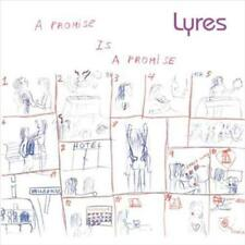 LYRES - A PROMISE IS A PROMISE [DIGIPAK] USED - VERY GOOD CD
