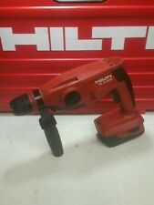 Hilti Drill Te2 A22 Sds Hammer Drill.5.2 Ah battery and case