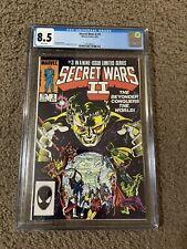 SECRET WARS II #3 CGC 8.5 1985 FIRST BEYONDER MARVEL COMICS. 🔥