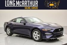 2020 Ford Mustang EcoBoost Coupe Automatic Kona Blue MSRP $29460