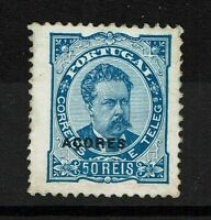 Azores SC# 46a - Mint Hinged - Most Gum - Perf 11.5 / Minor Stains - Lot 082717