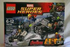 Lego Avengers Hydra Showdown #76030 220 Piece Building Set NIB
