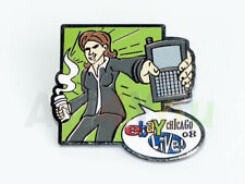 eBay Live 2008 Heroes collectible pin PDA Patty NEW