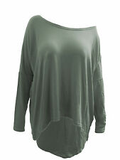 Unbranded Patternless Long Sleeve Other Women's Tops