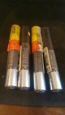 4x Hard Candy Eye Def Metallic Creme Eyeshadow Smoking Gun 951 Factory Sealed