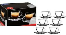 Ritzenhoff & Breker je 6 Stück Espressotassen + Unterteller Assam (12 Teile Set)