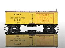 MTL Micro-Trains 58070 36' Wood Sheathed Ice Reefer SWIFT #10000
