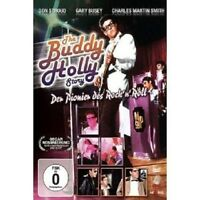 THE BUDDY HOLLY STORY DER PIONIER DES...DVD NEU