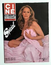 ►CINE REVUE 10/1975 SP: URSULA ANDRESS - MORGAN - LAFORET - ROMY SCHNEIDER -