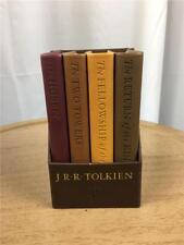 "The Hobbit Set Tolkien 4 Books 4 1/2"" x 6"" Faux Leather"