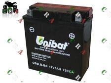 CB5L-B-SM BATTERIA MOTO/SCOOTER ORIG. UNIBAT PER MALAGUTIF12R Phantom502008