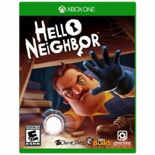Xbox One 1 Hello Neighbor NEW Sealed REGION FREE Game Plays on all consoles!