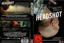 """""""Headshot"""" Extrem brutaler Selbstfindungstrip eines Killers! DTS Neue FSK-18-DVD"""