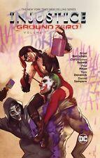 DC COMICS INJUSTICE GROUND ZERO VOL 1 TPB TRADE PAPERBACK HARLEY QUINN SUPERMAN