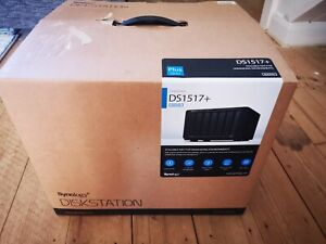 Synology DS1517+ (8GB) Bay Desktop NAS Enclosure with 8GB RAM