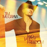 Tim McGraw - Two Lanes of Freedom [New Vinyl] Deluxe Edition