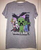 Boys Age 11 (10-11 Years) Next 2017 Minecraft T Shirt